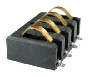 Meritec 3.5 mm Sliding Battery Connector