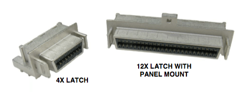 NX+ Board Mount Receptacles